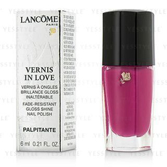 Lancome 兰蔲 - Vernis In Love Nail Polish - # 323B Palpitante