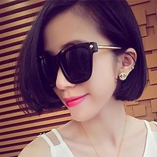 MOL Girl - Metallic Temple Sunglasses