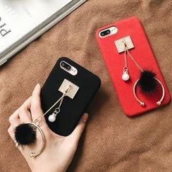 Hephone - 毛球 iPhone 6 / 6 Plus / 6S / 6S Plus / 7 / 7 Plus 手机壳
