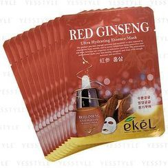 eKeL - 紅參淡斑超強保濕面膜