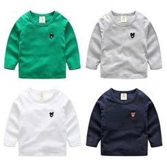Seashells Kids - Kids Bear Long-Sleeve T-shirt