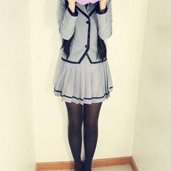 Comic Closet - Ansatsu Kyoshitsu Kayano Kaede Cosplay Costume