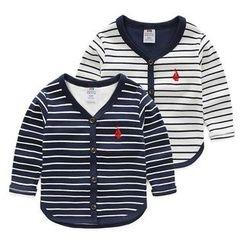 Seashells Kids - Kids Stripe Jacket