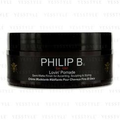 Philip B - Lovin Pomade (For Fine to Medium Hair Types)