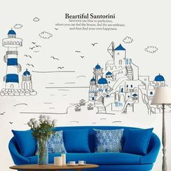LESIGN - Santorini Wall Sticker