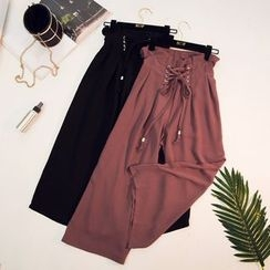 Honey House - Wide Leg Pants