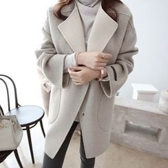 Athena - Slit-Side Coat