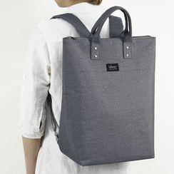 ideer - Morris Misty GreyCamera Backpack Camera Backpack