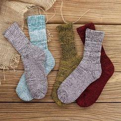 Socka - 加厚保暖中筒袜