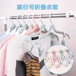 itoyoko - Foldable Hanger with Pegs