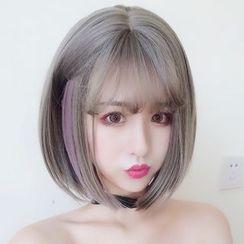 Hairess - 短款假髮 - 直髮
