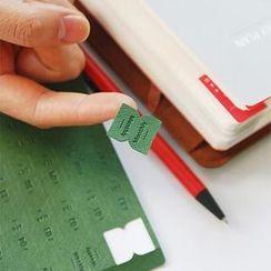 Zakka - Leather Sticker