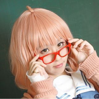 HSIU - Beyond the Boundary Mirai Kuriyama Cosplay Wig
