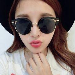 FaceFrame - Half Frame Sunglasses