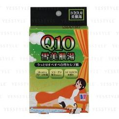 Kokubo - Q10 Bath Powder (Citrus)