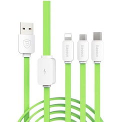 Naranja - 3 in 1 USB Cable