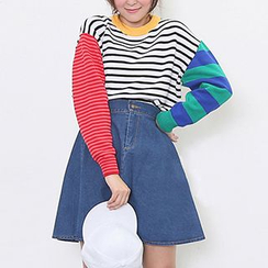 Dute - Mixed Stripe Sweater