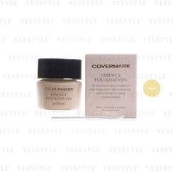 Covermark - 草本漢方修護粉底霜 SPF 18 PA++ (Yellow) (#YN10)