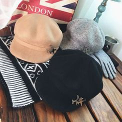 FROME - Airplane Newsboy Cap