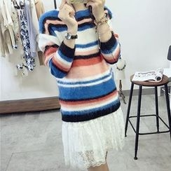 Polaris - Stripe Sweater
