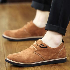 Easy Steps - Faux-Suede Casual Shoes