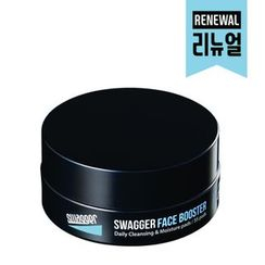 swagger - Face Booster : Daily Cleansing & Moisture Pad For Men 35pcs