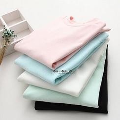 Maymaylu Dreams - Plain Short-Sleeve T-Shirt