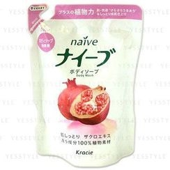 Kracie - Naïve Body Wash (Pomegranate) (Refill)