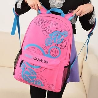 TAIPEI STAR - Printed Backpack