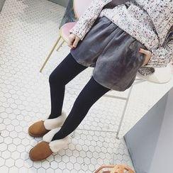 EKOOL - Velvet Shorts