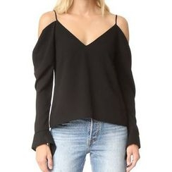 Lovebirds - Off-Shoulder Top