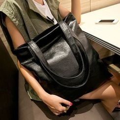 Denyard - Faux-Leather Tote
