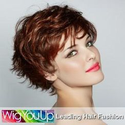 WigYouUp - Short Full Wig - Wavy