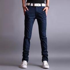 Jazzcool - Straight Leg Pants