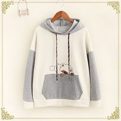 Fairyland - Color Block Hoodie