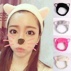 四季美 - 貓耳頭箍