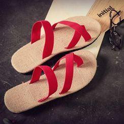 Fireon - 麻质凉鞋