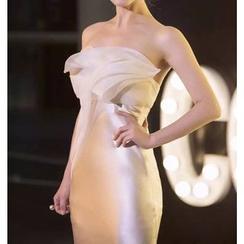 Bridal Workshop - Strapless Mermaid Evening Gown