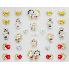 Maychao - Nail Sticker (TJ222)