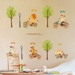 LESIGN - Animal Wall Sticker