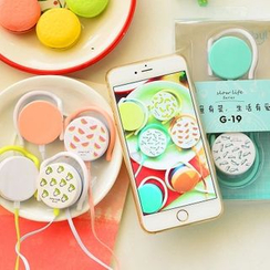 Showroom - Printed Ear Hanging Earphones