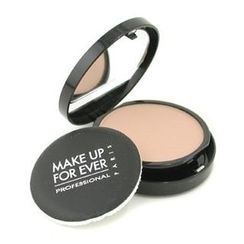 Make Up For Ever - Velvet Finish Compact Powder - #4 (Beige)