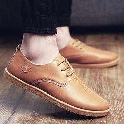 Araeo - Faux Leather Dress Shoes