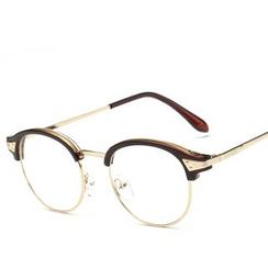 AORON - Retro Round Glasses