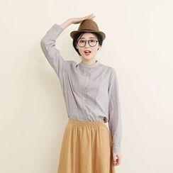 三木社 - 细条纹衬衫