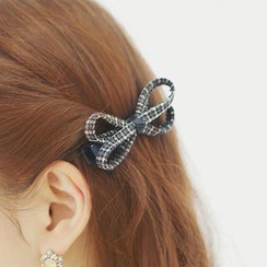 soo n soo - Ribbon Hair Pin