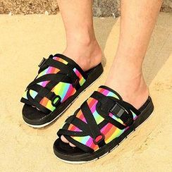 Preppy Boys - Belted Sandals