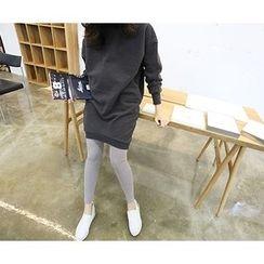 MARSHMALLOW - Pullover Dress