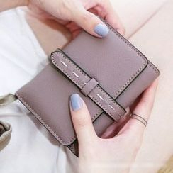Rinka Doll - Belted Trifold Wallet