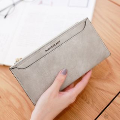 Rinka Doll - Faux-Leather Long Wallet